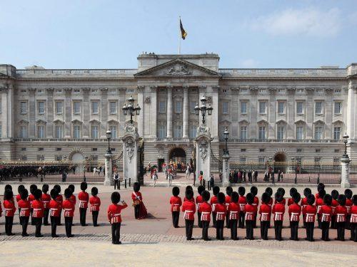 Curiosità su Buckingham Palace